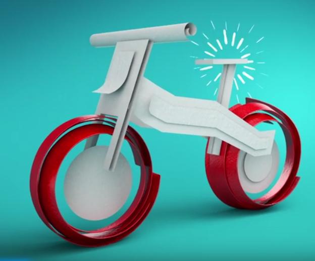 publicité feelgood movie martinique réalisé en 3D